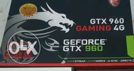 GTX 960 Gaming 4giga OC EDITION msi