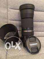Tamron SP 150-600mm F/5-6.3 Di VC USD Zoom Lens for Nikon