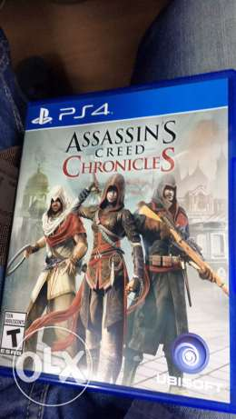 Assassins creed Chronicles شيراتون -  1