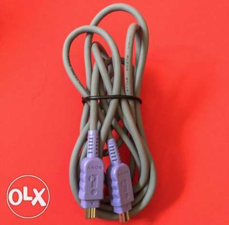 SONY Original Fire Wire Cable Made in Japan