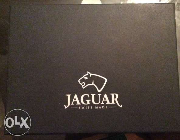 jaguar watch ساعة جاجور