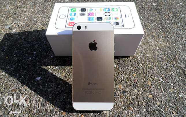 Iphone 5s Gold is new 32GB International USA القاهرة - أخرى -  4