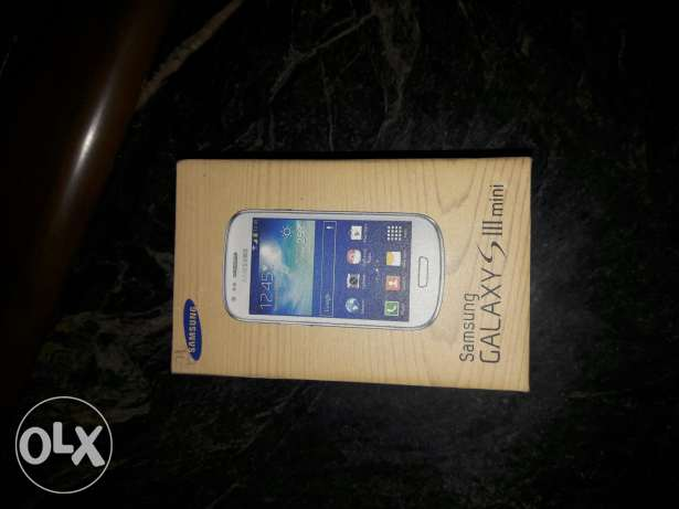 Samsung galaxy S3 mini zero