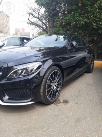 C180 coupe AMG 2017