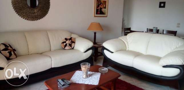 flat ror rent in casa fully furnished الشيخ زايد -  1