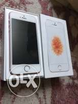 iphone se rose حاله زيرووووو