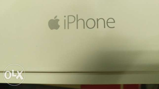 iphone 6 gold 64 G with box