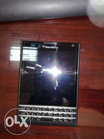 BlackBerry passport مدينة نصر -  3