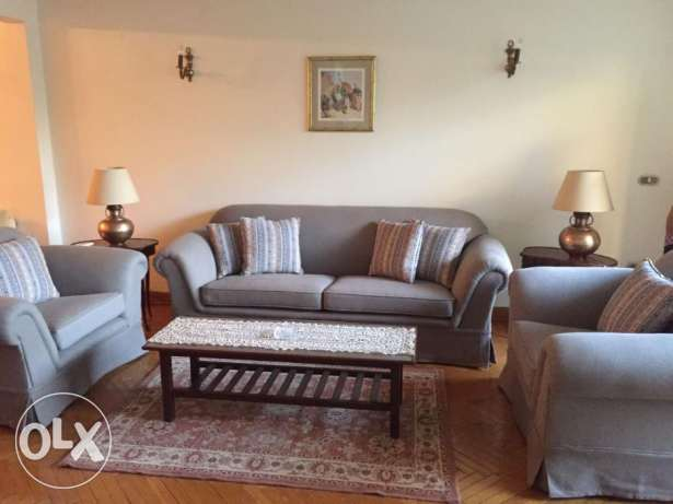 Apartment for Rent Furnished in Garden City Nice Location
