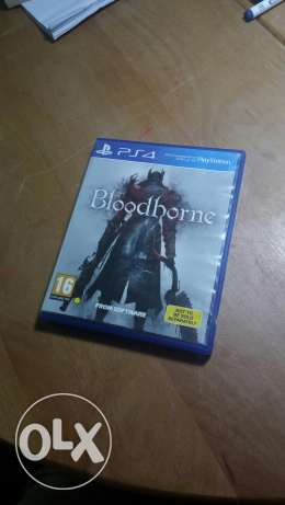 Blood borne for ps4 for sale