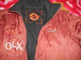 Jaket water broof double face from germany