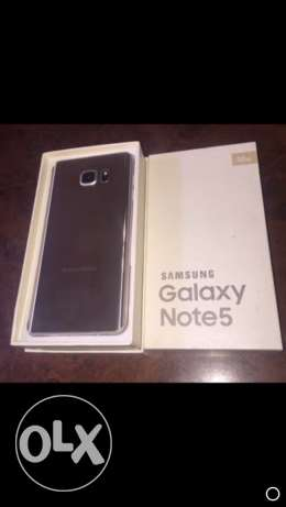 Samsung note 5 open box