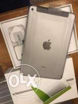 IPad Mini 4 lte wifi 64G Gray حديد بضمان عام