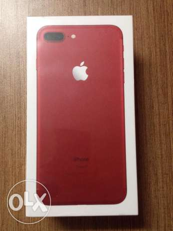 iPhone 7 Plus 128 Gb Red Edition