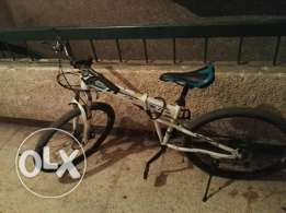 GTA bicycle used for less than a month