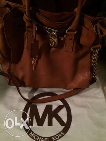 Michael Kors Original Camel Bag