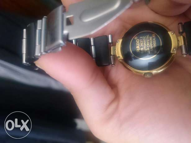 Original watch Rado automatic top crystal SaPPHIRe watersealed