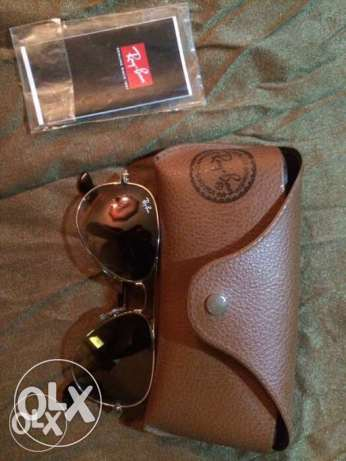 Ray Ban original watch for sale new