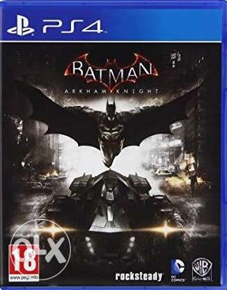 batman arkham knight للبيع