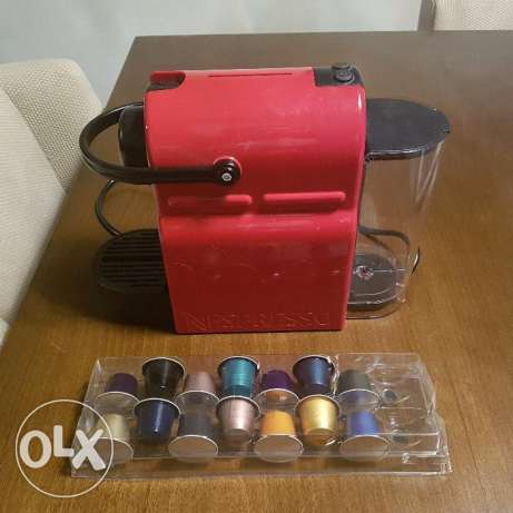 ماكينة نسبرسو nespresso machine