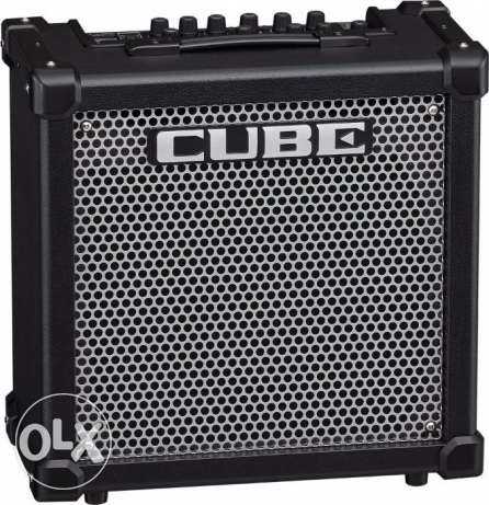 Brand New Roland Cube Amplifier_ 40 GX