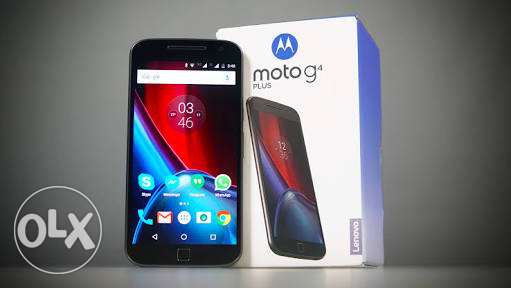 Moto g4 plus like new