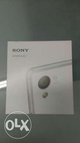 Sony z3//16Gb//wight الزيتون -  1