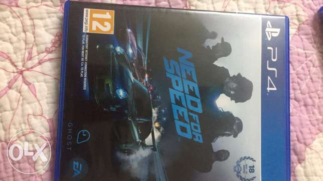 need for speed ps4 طنطا -  2