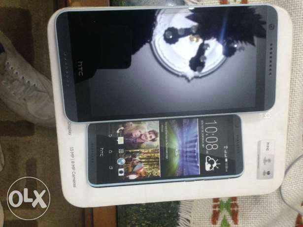 Htc desire 820 like new