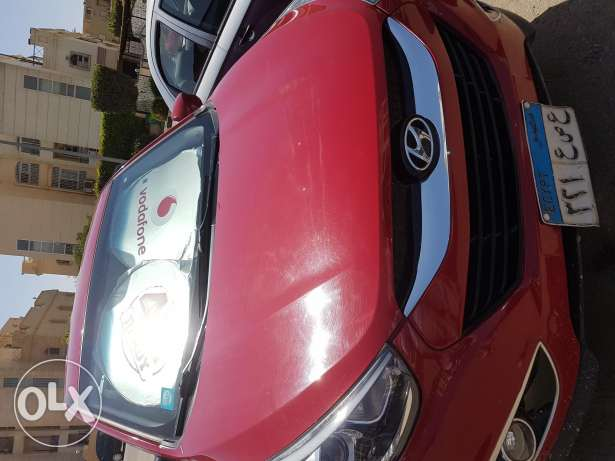 ix 35 Red excellent condition