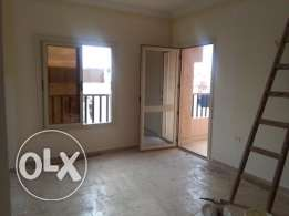 For sale bright and spacious two bedroom apartment 410000 LE.