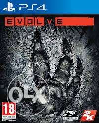 ps4 Evolve for sale or trade