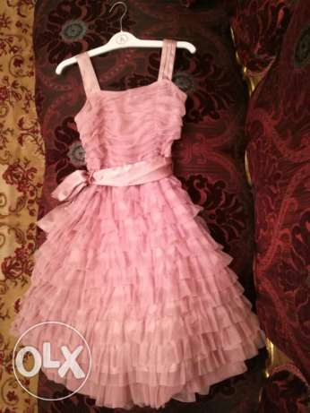 Next soirée dress for girls (10-11 years) brand new with label مدينة نصر -  1