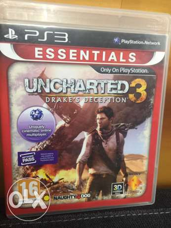 Uncharted 3 - Arabic Edition مدينتي -  1