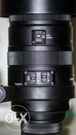 Sigma 150-500mm OS f5-6.3 for nikon as new مدينة نصر -  5