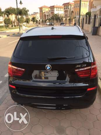 BMW X3 2000 cc brand new