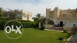 Villa for sale in Marina 5 first row on beach