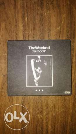 The Weeknd TRIL0GY CD Set