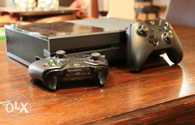 Xbox one 500gb great condition
