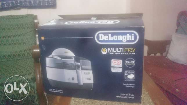 Delonghi multi cooker