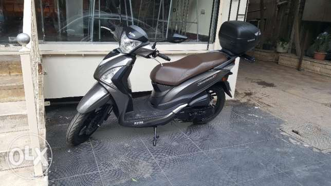 Scooter SYM ST200