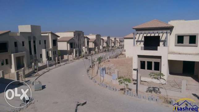 Town House Corner for sale in Telal El Guezira ElSheikh Zayed الشيخ زايد -  1