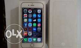 iphone 6 gold like new