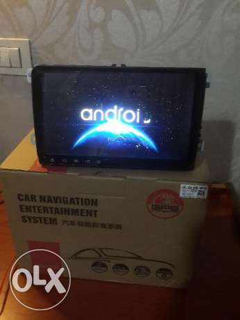 Android DVD for VW Golf 5/6, Jetta and Passat