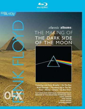 Making of Dark Side of the Moon [Blu-ray] 6 أكتوبر -  1