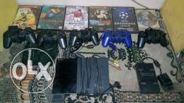 Playstation 2 كسر زيرو