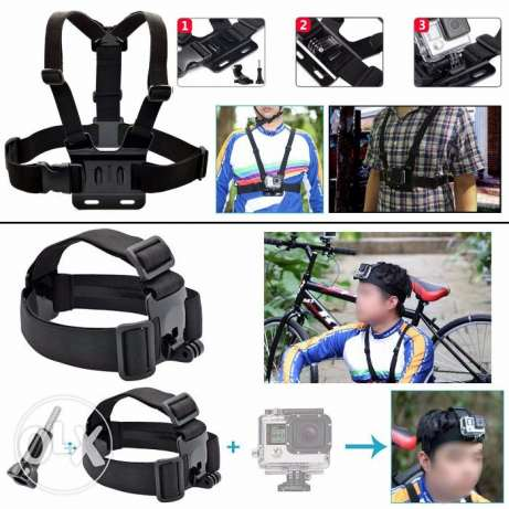 Go pro kit accessories القاهرة -  5