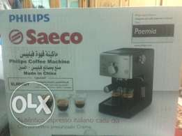 Espresso machine saeco poemia