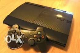 PS3 500GB super slim