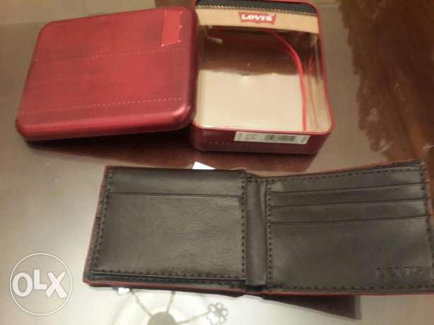 Levi's wallet from USA (Original) مدينة نصر -  5